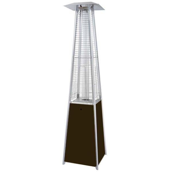 Tall 40,000 BTU Propane Patio Heater by AZ Patio Heaters
