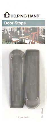 Rubber Floor Stop (Set of 3) by HelpingHand