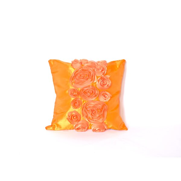Spring Flower Throw Pillow by Debage Inc.