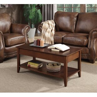 Affordable Williams Lift Top Coffee Table ByCharlton Home
