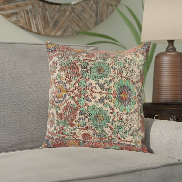 Zaqaria Pillow Cover by Bungalow Rose