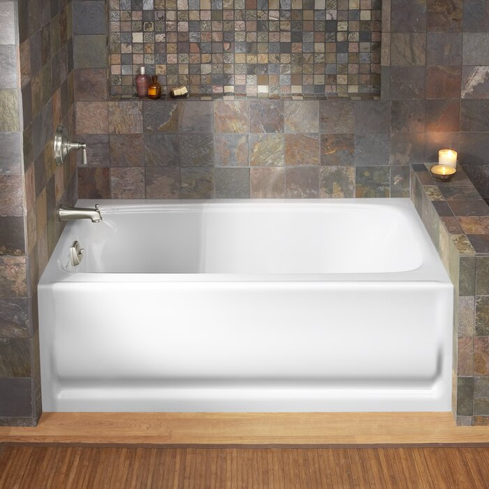 Bancroft Alcove 60 X 32 Soaking Bathtub