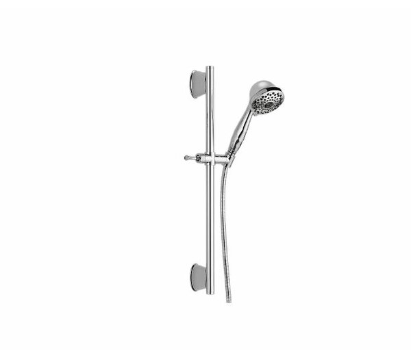 Universal Showering Components Multi Function Handheld Shower Head By Delta