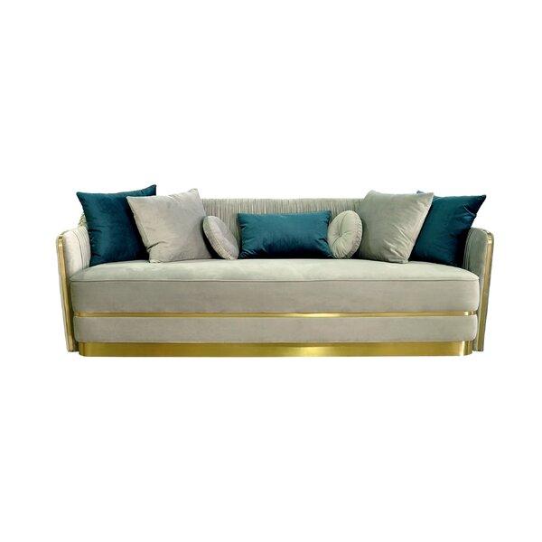 Northfield Sofa by Everly Quinn Everly Quinn