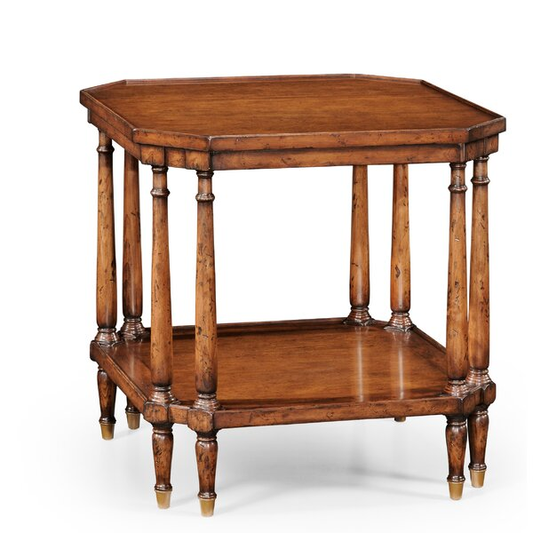 Windsor End Table by Jonathan Charles Fine Furniture Jonathan Charles Fine Furniture