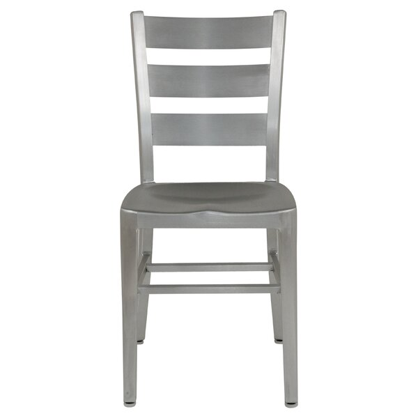 Frans Modern Patio Dining Chair (Set of 4) by 17 Stories