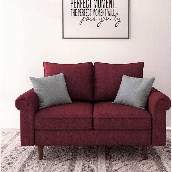 Cyr Loveseat by Wrought Studio