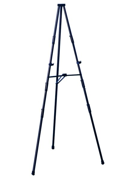 Convention and Hotel Folding Tripod Easel by Testrite
