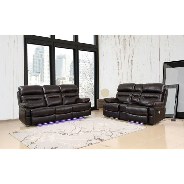 Panorama 2 Piece Reclining Living Room Set by Red Barrel Studio Red Barrel Studio