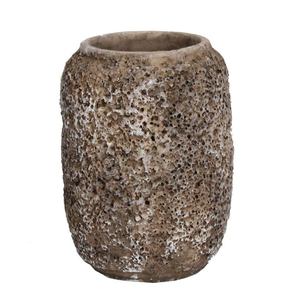 Aghanliss Terracotta Table Vase by Loon Peak