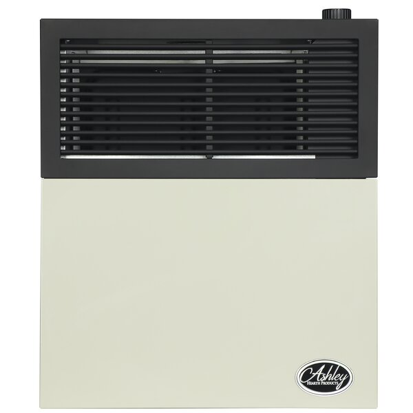 11,000 BTU Direct Vent Convection Wall Mounted Heater By Ashley Hearth
