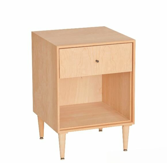 Bounds 1 Drawer Nightstand by Corrigan Studio