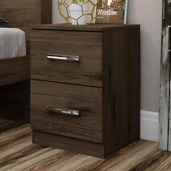 Fearne 2 Drawer Nightstand By Latitude Run