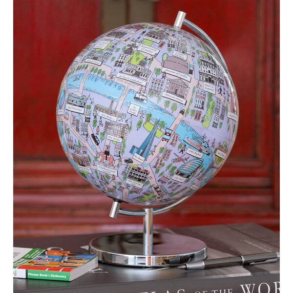 London Globe by Waypoint Geographic