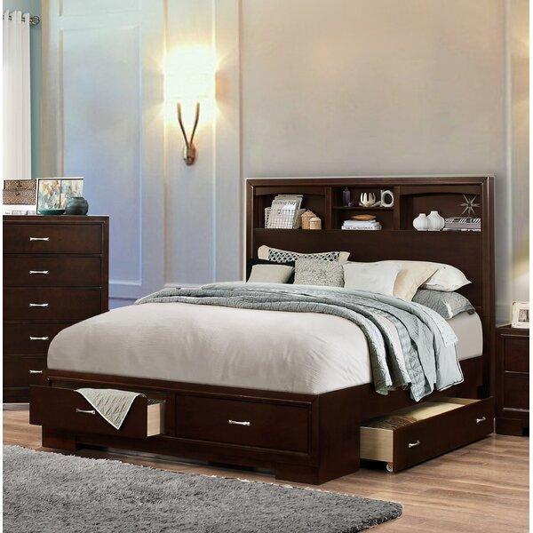 Peasely Storage Platform Bed by Ebern Designs