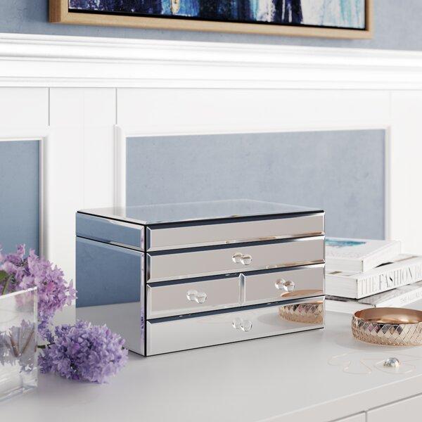 3 Drawer Jewelry Box by Willa Arlo Interiors