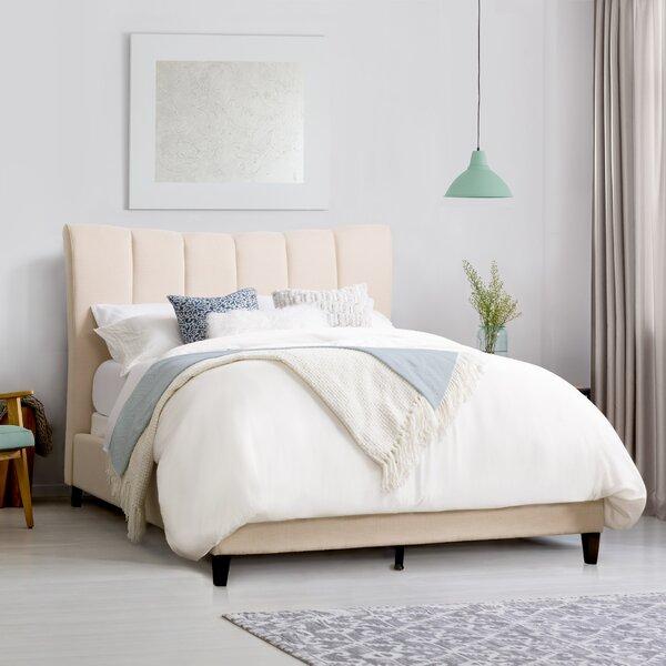 Brodeur Upholstered Standard Bed by House of Hampton