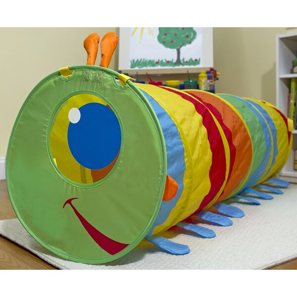 Happy Giddy Pop-Up Play Tunnel with Carrying Bag by Melissa & Doug