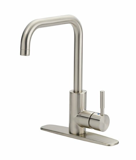 Prime Single Handle Kitchen Faucet by Artisan Sinks