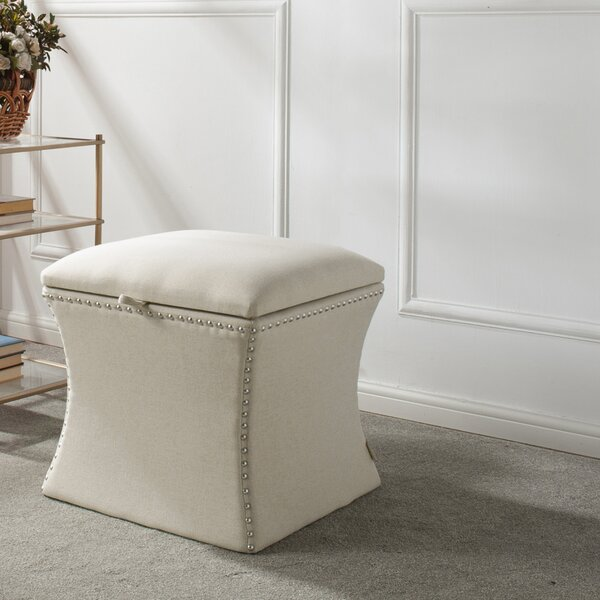 Helmi Storage Ottoman by Darby Home Co