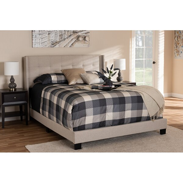 Ful Upholstered Standard Bed by Winston Porter