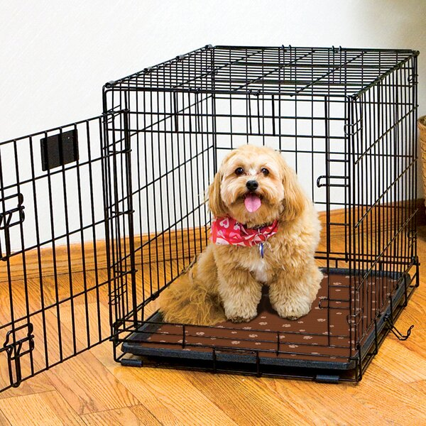 Dog Crate Mat by Drymate
