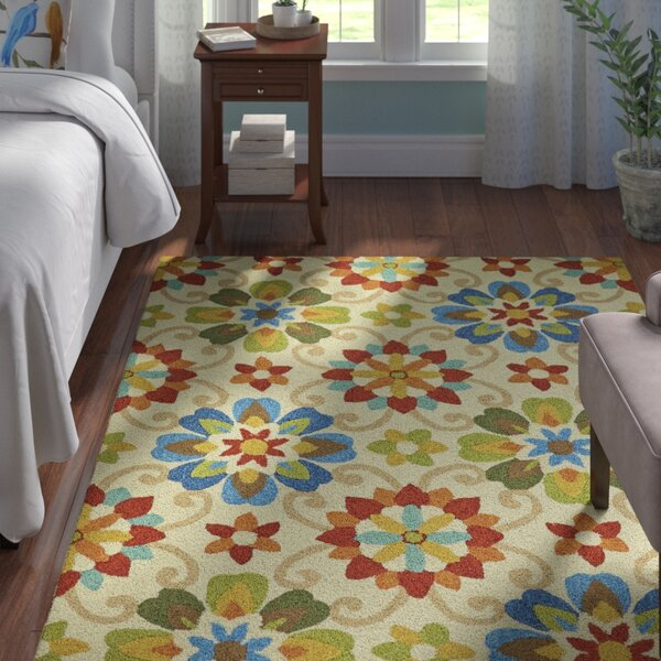 Seville Indoor/Outdoor Area Rug by Andover Mills