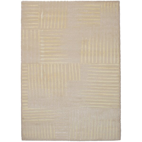 Crim Beige/Cream Area Rug by 17 Stories