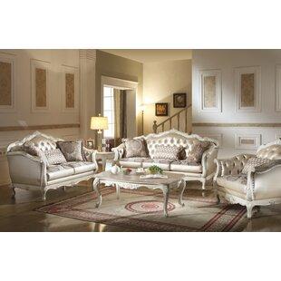 Enright 3 Piece Living Room Set by Astoria Grand