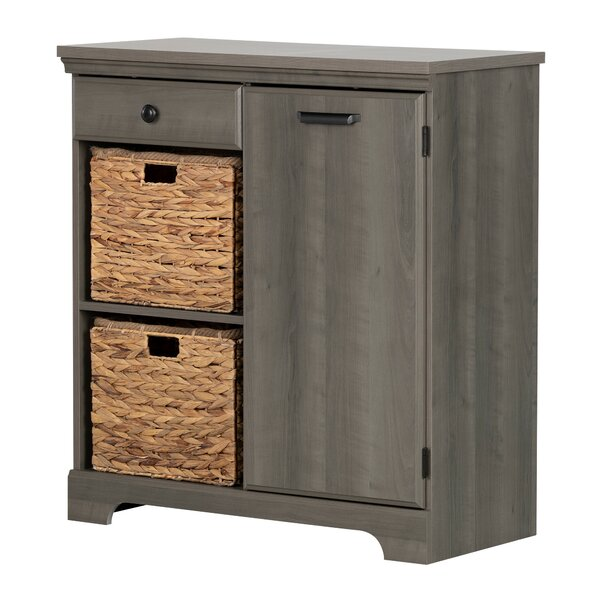 Versa Multipurpose Storage 1 Door Accent Cabinet by South Shore