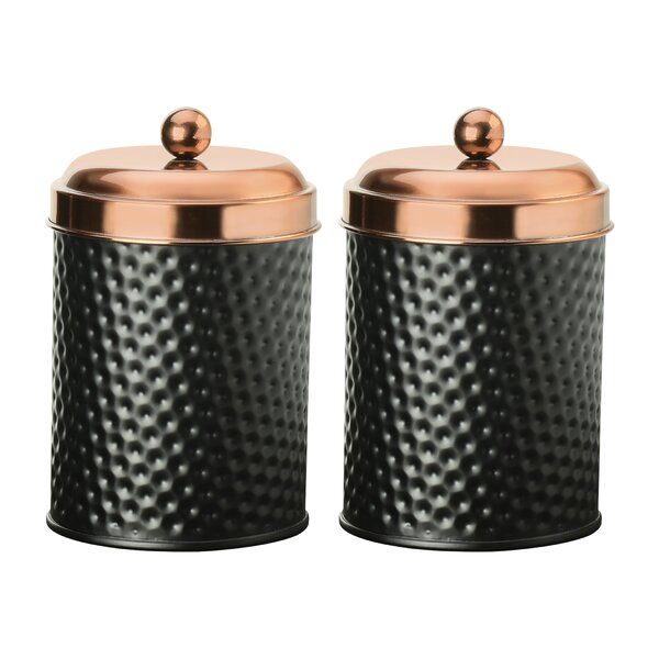 0.75 qt. Kitchen Canister (Set of 2) by Langley Street