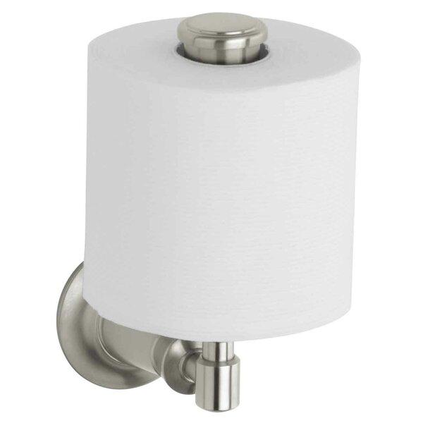 Charming Kohler Archer Vertical Toilet Tissue Holder U0026 Reviews | Wayfair