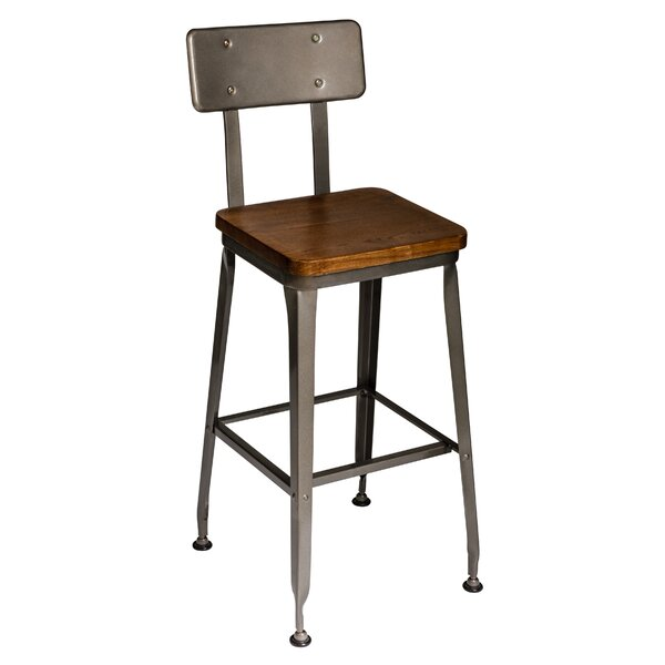 Lincoln 29 Bar Stool by BFM Seating