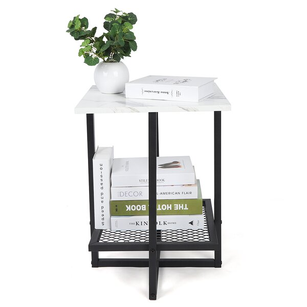 Kensal Frame End Table By Wrought Studio