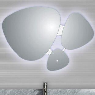 Find Paris Touch Activated LED Bathroom/Vanity Mirror ByMTD Vanities