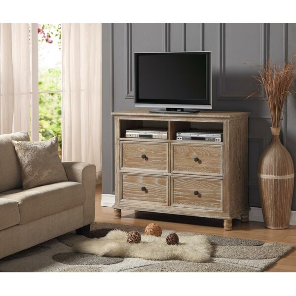 Outdoor Furniture Worsley 4 Drawer Media Chest