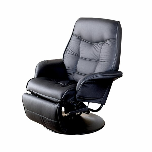 Voorhies Manual Swivel Recliner By Latitude Run