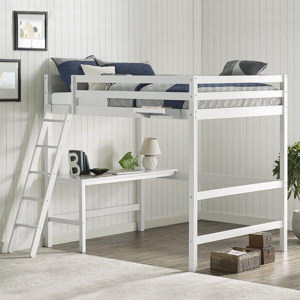 Body Caspian Full Platform Bed by Harriet Bee