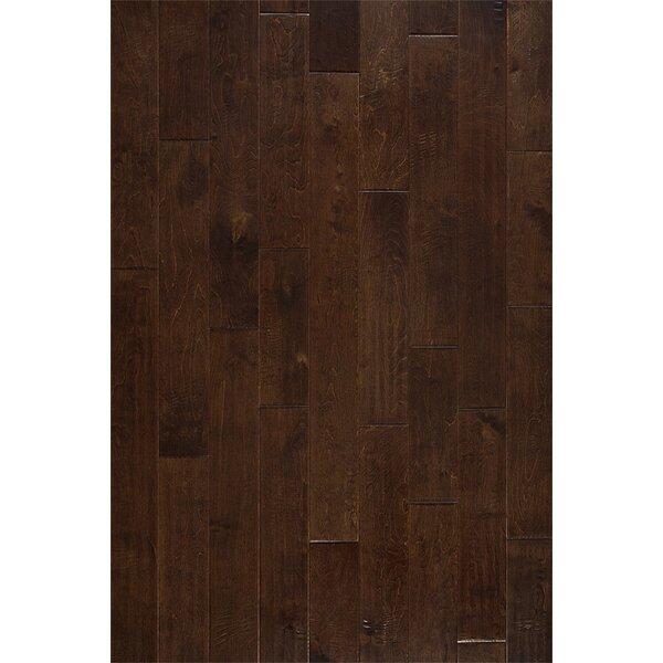 Elizabella 5 Birch Hardwood Flooring in Arthur by Welles Hardwood