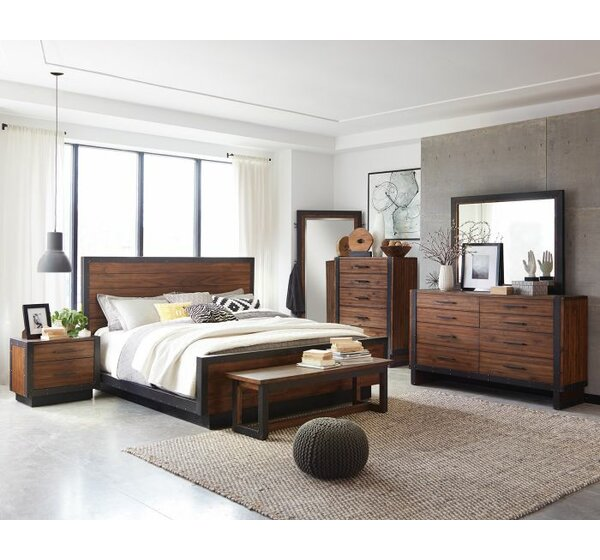 Berghoff Platform Configurable Bedroom Set by Foundry Select