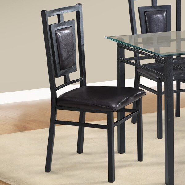 Jerada Side Chair (Set of 4) by World Menagerie
