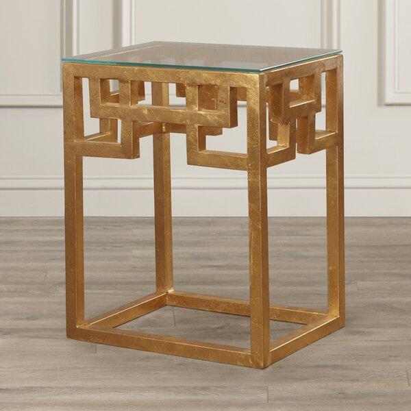 Bellegarde End Table by Willa Arlo Interiors Willa Arlo Interiors