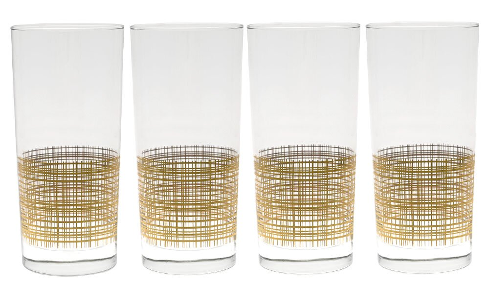 5 Oz. Highball Glass. Shop Drew's Honeymoon House! {Dining Room: Resource Guide & Sources}