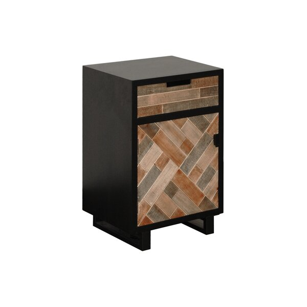 Jewel End Table by Millwood Pines