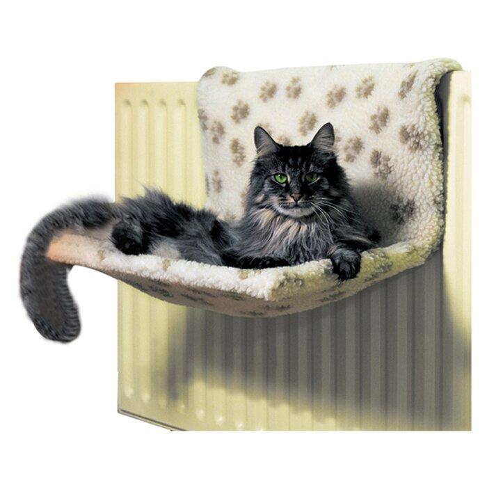 Danish design kumfy kradle cat bed reviews for Designer cat beds uk