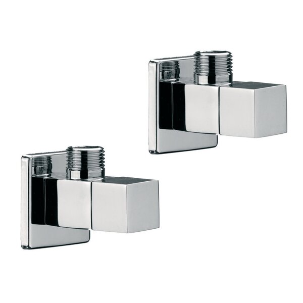 Angle Valve (Set of 2) by Remer by Nameek's