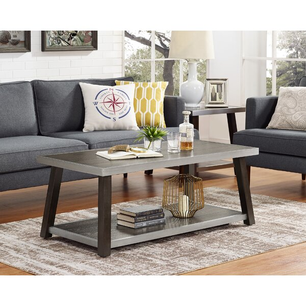 Pruitt 3 Piece Coffee Table Set by Williston Forge