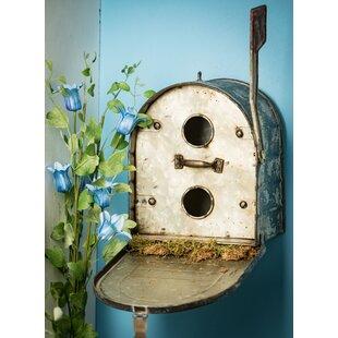 Livesay Mailbox Decorative Bird House