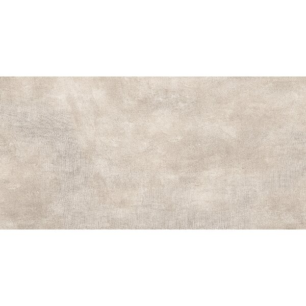 Facade 12 x 24 Porcelain Field Tile in Ivory by Emser Tile