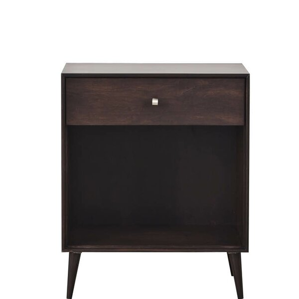 Ziebarth 1 Drawer Nightstand by Corrigan Studio